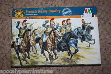 ITALERI Napoleonic FRENCH HEAVY CAVALRY SCOT GREYS 1/72 Scale 6003 new