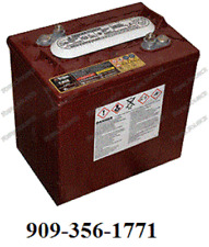 6 VOLT BATTERY DEEP CYCLE BCI GROUP GC2 NEW LOCAL PICKUP ONLY NO SHIPPING