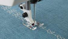 Viking Husqvarna Sewing Machine Clear Open Toe Foot – 4130319-45 Fit 1-7**