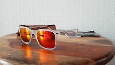 Nuevas Ray Ban Wayfarer rayo de luz RB4210 Transparente y naranja espejo 50-22mm