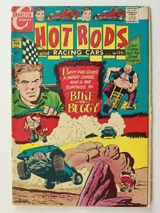 1970 HOT RODS AND RACING CARS COMIC # 100 (FN)