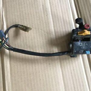 Yamaha T80 Townmate Handlebar Switch L/H