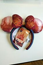 Disney Minnie Mouse The Main Attraction BTM Big Thunder 9/12 Serre-tête Ears New