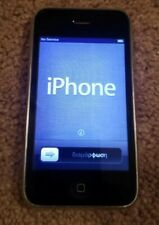Apple iPhone 3GS - 8GB - Black (AT&T) GSM A1303