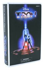 Sdcc 2020 Tron Deluxe Vhs Figure Box Set