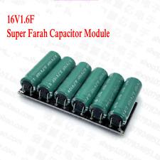 16V2F 16V1F 1f 2f Reserve Power Supply 16V1.6F Super Farah Capacitor 2.7V10F