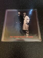 "PET SHOP BOYS - 5"" CD - So Hard (+ Extended Dance Mix) + 2. Parlophone  UK"