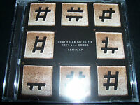 Death Cab For Cutie Keys And & Codes The Remix / Remixes CD EP – Like New
