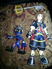 Kingdom Hearts II Sora with Keyblade & Heartless Soldier Action Figure