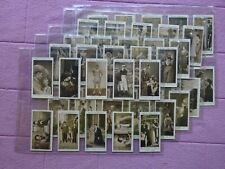 More details for complete set 1931 wills tobacco - cinema stars 3rd - walt disney & mickey mouse