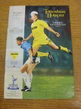20/10/1992 Tottenham Hotspur v LAZIO Friendly [] (lieve strappo). grazie per viewin