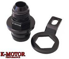 Honda Acura Block Plug Adapter Breather CATCH CAN Fitting  Honda D Series D16