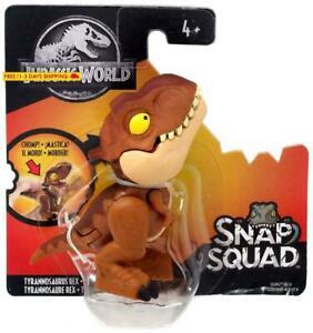 Jurassic World Snap Squad Wave 1 Choose 1 Pcs Figure