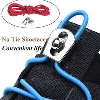 1Pair Lazy Elastic Shoe laces No Tie ShoeLaces for Kids Adult Sneakers Shoelace