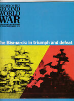 HISTORY OF THE SECOND WORLD WAR Magazine 2/5 - The Bismark