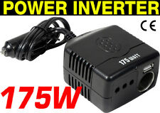 INVERTITORE DI CORRENTE Power INVERTER da 12V a 12V-220/240V USB - 175W