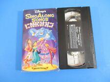 Sing Along Songs VHS, Disney Friend Like Me Vol.11 30 Minutes