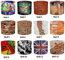 Graffiti Lampshades, Ideal To Match Graffiti Duvets & Graffiti Wall Decals