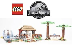 LEGO JURASSIC WORLD Indominus rex vs. Ankylosaurus 75941 NO MINIFIGS/DINOS NEW