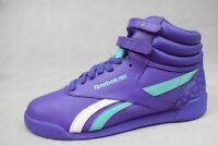 Women's Reebok Freestyle Hi Splitz Trainer (V56207) - UK 6 / EU 39