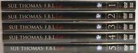 Sue Thomas F.B.EYE Volume 1, 2, 3, 4 and 5 - 56 Episodes NEW 15 DVD Set