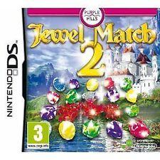 Nintendo DS NDS DSI Lite XL Spiel Jewel Match 2 II Neu