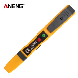 Digital AC Electric Power Voltage Tester Volt Detector Cable Breakpoint Sensor