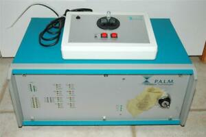 Palm P A L M Microlaser Technologies System SYS63TE/PA SYS63 Controller