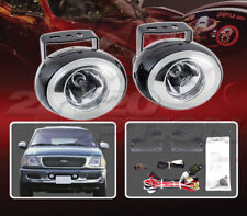 CUSTOM STYLE FOG LIGHT LAMPS KIT PAIR CLEAR FOR 97-98 FORD EXPEDITION SUV