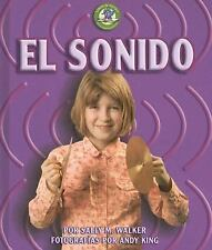 El Sonido/Sound (Libros De Energia Para Madrugadores/Early Bird-ExLibrary