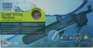 AA Aquarium Green Killing Machine Internal UV Sterilizer with Power Head New