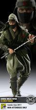 "G.I. Joe Cobra Ninja Viper figurine 1:6 (12"") Sideshow Collectibles 100021"