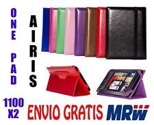 """FUNDA  AIRIS ONE PAD 1100X2 10,1"""" - MEDIDA ESPECIAL - 8 COLORES - UNIVERSAL"""