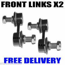 FOR HONDA CIVIC 1.4 1.6 95-01 FRONT ANTI ROLL BAR STABILIZER DROP ROD LINKS x2