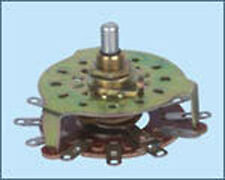 Rotary Switch RBS-3 1 Pole 11 Position 10 Amp non-shorting