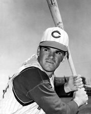 Cincinnati Reds PETE ROSE Glossy 8x10 Photo Baseball Print Poster