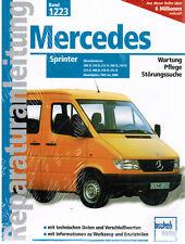 Libro Manual De Servicio Mercedes Sprinter Año Construcción 1995 - 2000 Band1223