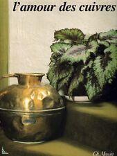 L'amour des cuivres, Cuivre livre de Sophie Moutiers