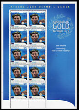 2004 Athens Olympic Gold Medallists - Swimming: Ian Thorpe Men's 400m Freestyle