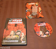 WWF - Royal Rumble 2000 (DVD, 2000) WWE *RARE*