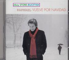 Raphael Vuelve por Navidad CD New Nuevo sealed