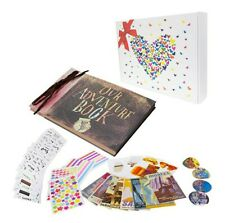 Pulaisen Our Adventure Book with Colored Gift Box- Up Movie Scrapbook photo