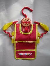 NEW Japan Bandai  Anpanman Kids Hangers Organizer Bag
