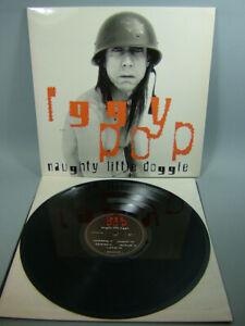Iggy Pop - naughty little doggie / LP / Vinyl / 1996 / VG+ / Aus Sammlung