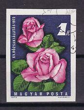 Gestempelte Briefmarken aus Europa mit Blumen-Motiv