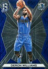 2015-16 Panini Spectra Dallas Mavericks Basketball Card #62 Deron Williams /125