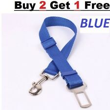 Adjustable Dog Safety Seat Belt Restraint For Car Van Lock Pet Lead Travel