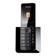 TELEFONO CORDLESS PANASONIC KX-PRS110 NUOVO NERO GARANZIA