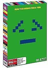 Aqua Teen Hunger Force : Vol 4 (DVD, 2009, 2-Disc Set)