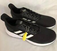 Adidas Duramo 9 Men's Training Shoes BB7066 Black/White Size 10.5